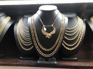 10k & 14k Gold Chains with $54 you can take home today! (see description) for Sale in Dallas, TX