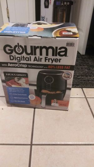 Air fryer 30 bucks used only once for Sale in San Antonio, TX