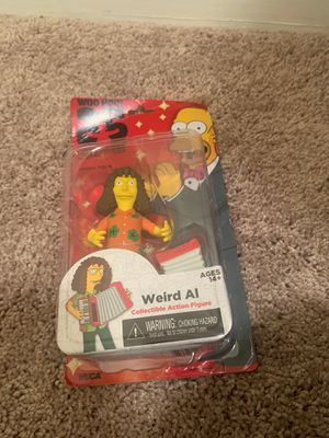 Weird Al Collectible Action Figure for Sale in Washington, DC
