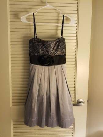 Speechless spaghetti strap formal dress