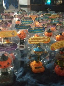 Solar Powered Dancing Holiday Bobbles 70 Pieces for Sale in Dallas,  TX