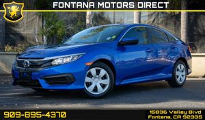 2016 Honda Civic Sedan for Sale in Fontana, CA