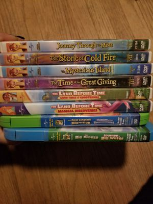 8 Land Before Time DVDs for Sale in Buffalo, NY