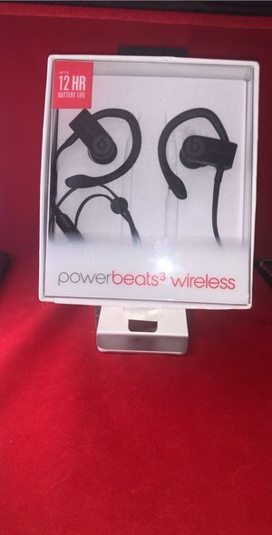 PowerBeats3 wireless earbuds for Sale in Indianapolis, IN