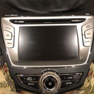 Navigation System For Hyundai Elantra 2011-2013 for Sale in Kensington, MD