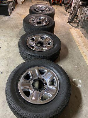Micheline tires y wheels for Sale in Salt Lake City, UT