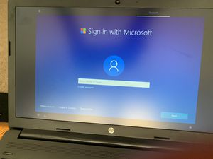 Laptop hp for Sale in Elyria, OH