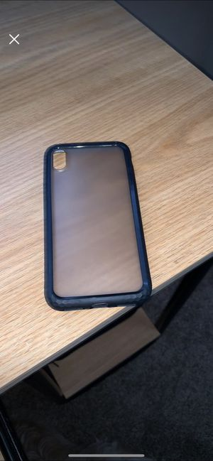 Incase bumper case for iPhone X for Sale in Kingsport, TN