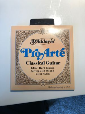 Classical guitar string set for Sale in Raleigh, NC