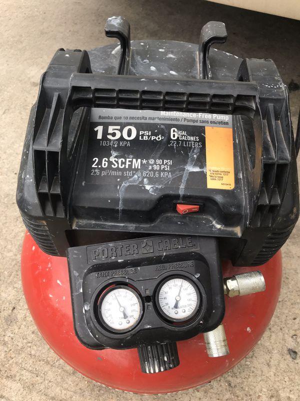 Air compressor 150 psi
