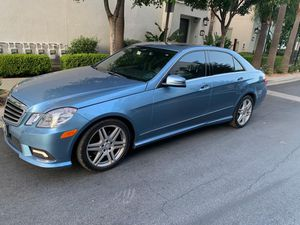 Mercedes E350 for Sale in Rancho Cucamonga, CA
