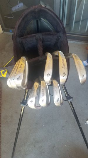Tour Edge Golf Irons for Sale in Phoenix, AZ