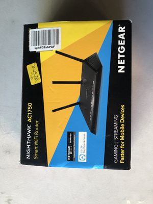 Nighthawk 1750 WiFi router for Sale in Los Angeles, CA