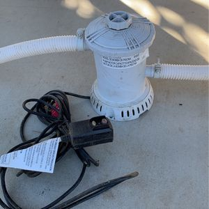 Pool Water Pump for Sale in Riverside, CA