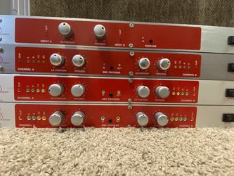 3 BBE 482i And 1 BBE 382i Sonic Maximizer for Sale in Clairton,  PA