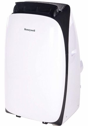 Honeywell 9000 Btu Portable Air Conditioner, Dehumidifier & Fan for Rooms Up to 300-400 Sq. Ft with Remote Control, HL09CESWK 3-in-1 Functions: AC C for Sale in Arcadia, CA