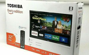 "TOSHIBA 32"" FIRE TV EDITION IN BOX 100%🔥🔥 for Sale in Escondido, CA"