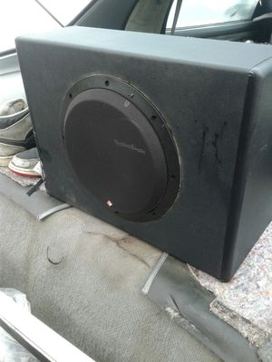 Rockford Fosgate Amplifier for Sale in Durham, NC