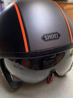 Like New Shoei J-O Carburetor Helmet for Sale in Ontario,  CA