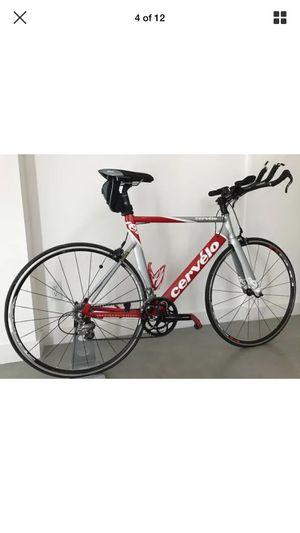 2011 Cervelo P1 56cm Time Trial/Triathlon Bicycle - Shimano Ultegra 6600 10spd for Sale in Washington, DC