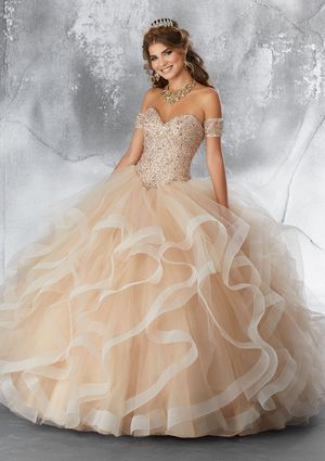 Quinceanera/ 15, sweet 16 dress, Morilee size 4 for Sale in McKinney, TX