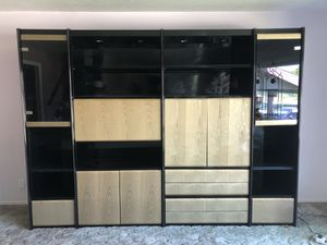 Moving Out Sale! Estate, Move In/Out Liquidation Furniture Desk Frame Mirror Dresser Wall Unit for Sale in Anaheim, CA