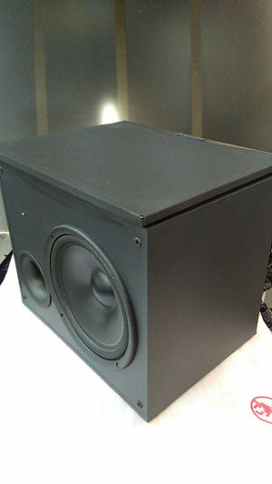 Powered Subwoofer, Mitsubishi for Sale in Las Vegas, NV