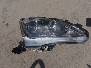 Lexus IS 250 Headlight for Sale in San Antonio, TX