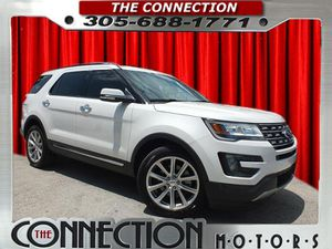 2016 Ford Explorer for Sale in Hialeah, FL