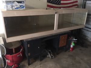 8 foot nearly new enclosure for Sale in Houston, TX