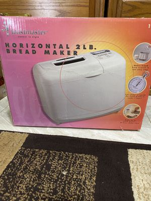 Bread maker for Sale in West Springfield, VA