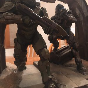 Halo Master chief Collection Statue for Sale in Kent, WA