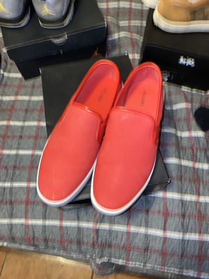 Slip on dress shoes size 11 for men for Sale in Kissimmee, FL