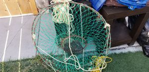 2 Lobster fishing nets for Sale in San Diego, CA