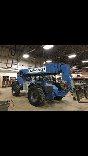 2012 GTH 1056 Genie Telehandler Variable Reach Forklift for Sale in Bloomfield Hills, MI
