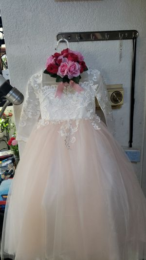 Flower girl dress (toddler) for Sale in Santa Ana, CA