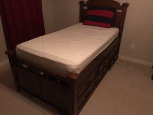 *** BEAUTIFUL 6 PIECE SOLID WOOD BEDROOM SET *** for Sale in Midlothian, VA