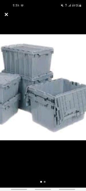 Storage bins for Sale in Tacoma, WA