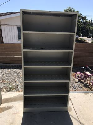 Metal shelves for Sale in La Mesa, CA