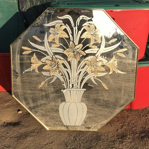 Vintage mirror for Sale in Visalia, CA