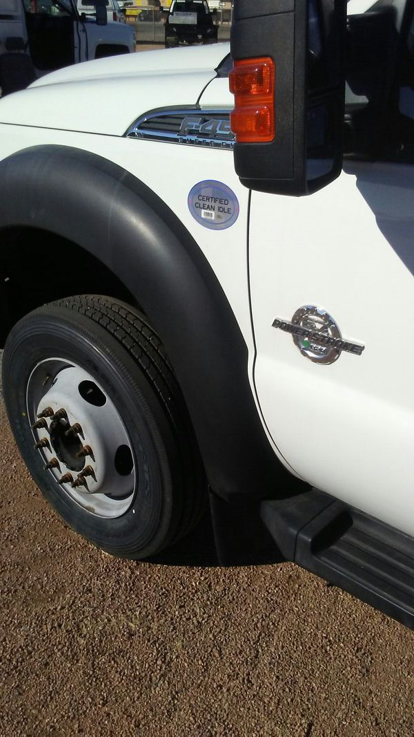 2015 Ford F450 reg cab 2wd