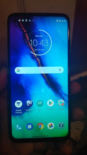 Moto g stylus for Sale in Zephyrhills, FL