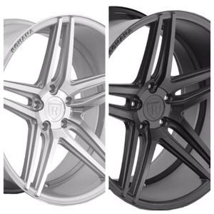 """Rohana 20"""" Rim fit 5x114 5x108 5x112 5x120 ( only 50 down payment/ no CREDIT CHECK) for Sale in Pekin, IL"""