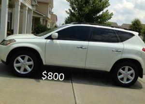 NO ACCIDENTS Nissan Murano 2003 for Sale in Boston, MA