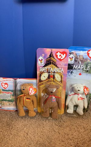 Ty beanie babies for Sale in Grove City, OH