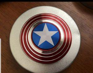 Captain America Fidget Spinner Avengers. for Sale in Garden Grove, CA