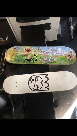 Skateboard decks for Sale in Queens, NY