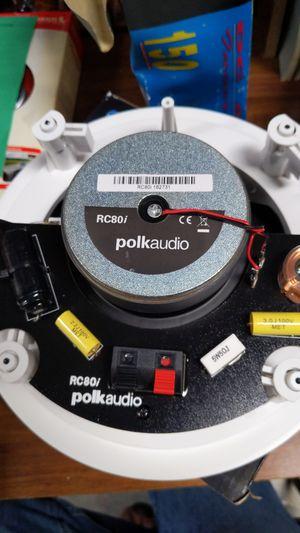 Polk audio for Sale in Rohnert Park, CA