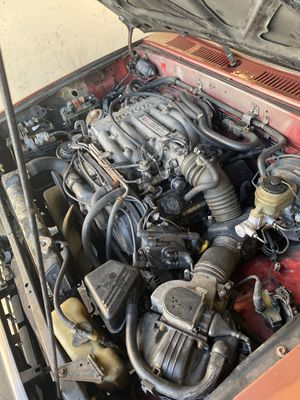 1989 Toyota pick up v6 for Sale in Los Angeles, CA