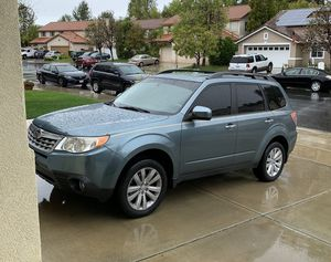 2012 Subaru Forester Limited Edition for Sale in Temecula, CA